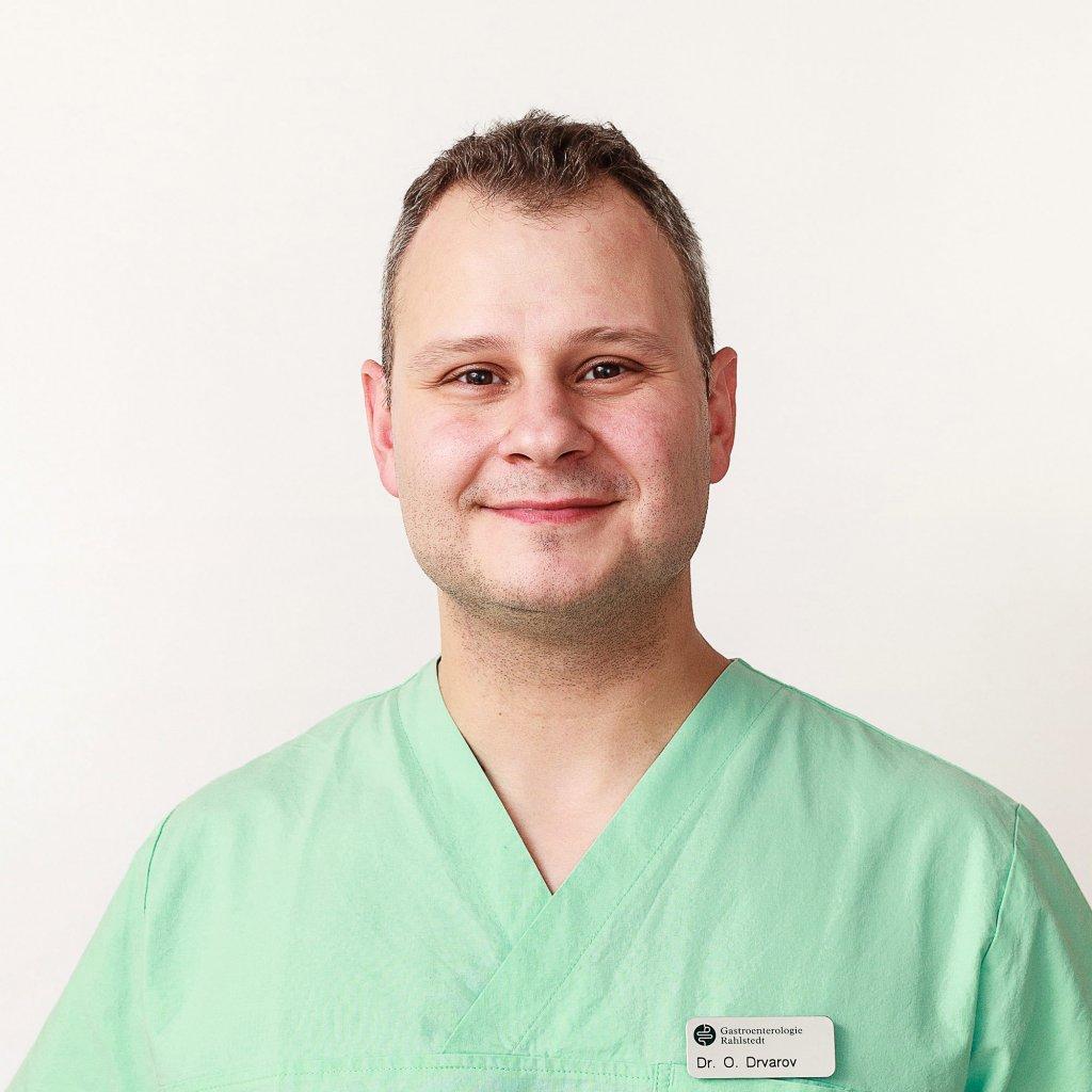 Dr. Oliver Drvarov